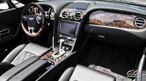 bentley interior for sale 2012 bentley continental gtc with cec c883 forged wheels