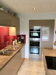 lovely howdens kitchen fitted in devoran