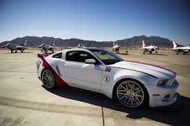 tuned mustang 2014 ford mustang gt u s air force thunderbirds edition
