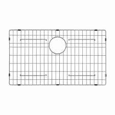 KRAUS  In X  In Bottom Sink Grid In Stainless SteelKBG - Kitchen sink grates