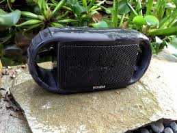 Ecoxgear Rugged And Waterproof Stereo Boombox Dr Ecoxbt Waterproof Bluetooth Speaker Youtube