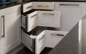 kitchen cabinets sliding drawer options