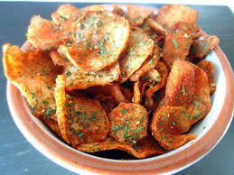 topinambour recette cuisine recette de chips de topinambours au parpika ou curry