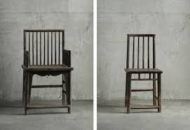 Crude Wooden Chair 2007 Empty Chairs1 Jpg