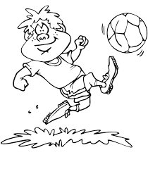 soccer coloring pages 3 coloring pages print