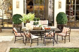 Traditional Outdoor Furniture by Suzanne Kasler Directoire Outdoor Dining Traditional Patio