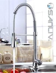 how to remove faucet from kitchen sink kohler kitchen sink faucets chrome pull spray kitchen sink