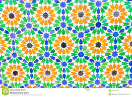 Morroco Style by Facade Of The Moroccan Style Stock Photo Image 43570583