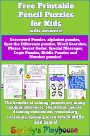 puzzles for kids at squigly u0027s playhouse