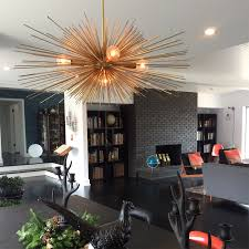 chandeliers for dining room urchin chandelier 27