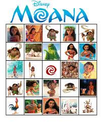 free printable moana activities spa party