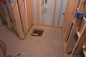 Installing A Basement Toilet by Basement Bathrooms Things To Consider Home Construction