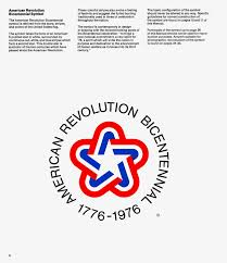 Chicago Flag Star Photos Of The American Revolution Bicentenial Graphics Standards