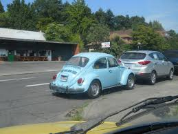 volkswagen bug blue blue vws in portland page 3