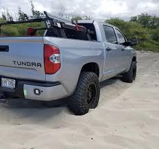 toyota tundra rack toyota tundra mid level rugged bed rack rago fabrication