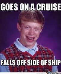 Cruise Ship Meme - cruise ship problems by knapper meme center