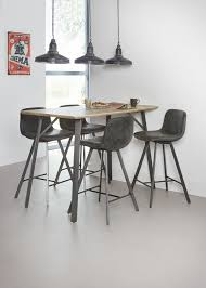 bartisch küche bistrotisch bartisch küche hochtisch eiche antique 140x70