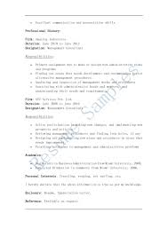 Consultant Resumes Areas Of Improvement In Resume Resume For Your Job Application