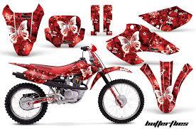 honda xr80 xr100 motocross graphic kits 2001 2003 honda mx