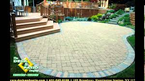Block Patio Designs Paver Block Patio Designs Collegeisnext