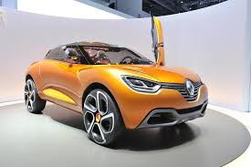 renault captur concept captur will be the basis for future compact suv of renault video