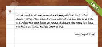lined paper template free psd files