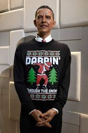 photos bad sweaters modeled by world leaders