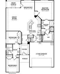 beazer floor plans baxter home plan in paloma creek south little elm tx beazer homes