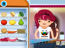 toca kitchen apk cooking create foods toca kitchen 2