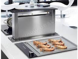 hotte cuisine verticale de dietrich dhd1101x pas cher hotte plan de travail de dietrich