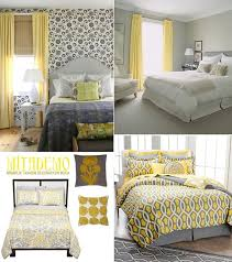 Yellow Curtains For Bedroom Collection In Grey And Yellow Bedroom And Best 25 Yellow Gray Room