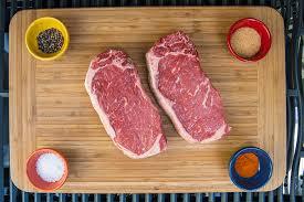 Backyard Seasoning Cayenne Rubbed Steaks Backyard Grill Recipes