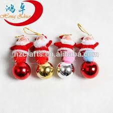 Outdoor Christmas Decoration Packages by Small Santa Claus Gift Package Hanging Pendant Outdoor Christmas