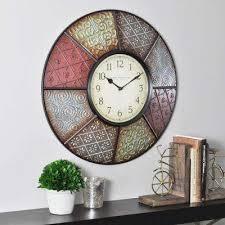 Home Depot Design Center Nyc Wall Clocks Wall Decor The Home Depot