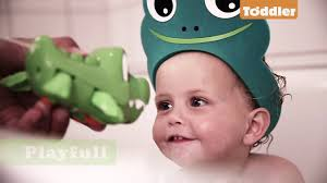 toddler shower cap youtube