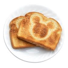 Toast In A Toaster Mickey Mouse 2 Slice Toaster Shopdisney