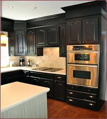 ideas for kitchen cabinet colors black kitchen cabinets ideas musicyou co