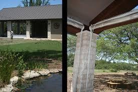 Clear Vinyl Patio Enclosures by Custom Pavilion And Patio Enclosures Enclosureguy Com