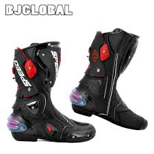 leather motocross boots online buy wholesale leather motocross boots from china leather