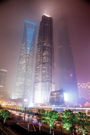 dusty china and dust in shanghai china stock photo image of plaza