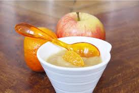 eau de fleur d oranger cuisine compote pomme mandarine à l eau de fleur d oranger une recette