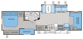 2015 seneca floorplans u0026 prices jayco inc