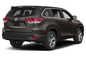 toyota new suv car new 2017 toyota highlander price photos reviews safety