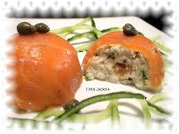 canap entr s froides recette dôme aux deux poissons toutes les recettes allrecipes