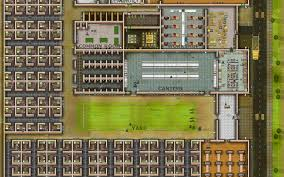 cell ibrating prison architect u0027s finest jails rock paper shotgun