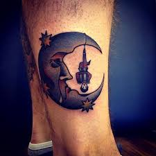 sun and moon tattoos for ideas and designs