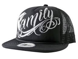 straps x new era family stencil 9fifty snapback