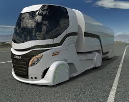 scania trucks scania truck cab concept local motors