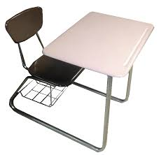 all in one desk and chair used desks one piece desk combo voicesofimani com