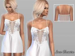 wedding sleepwear sims 4 sleepwear wedding